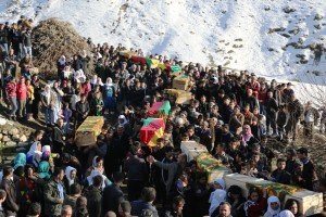vittime kurde
